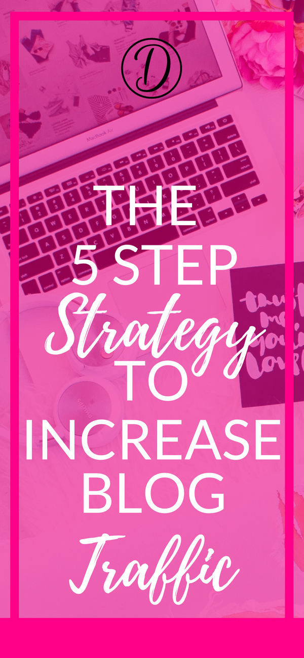5 Actionable Steps That You Can Take To Increase Blog Traffic