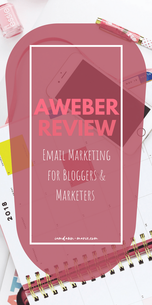 Discount Offers Aweber Email Marketing 2020