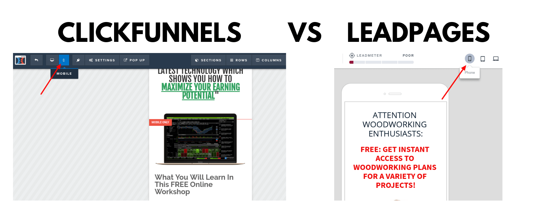 The Single Strategy To Use For Clickfunnel Vs Leadpages