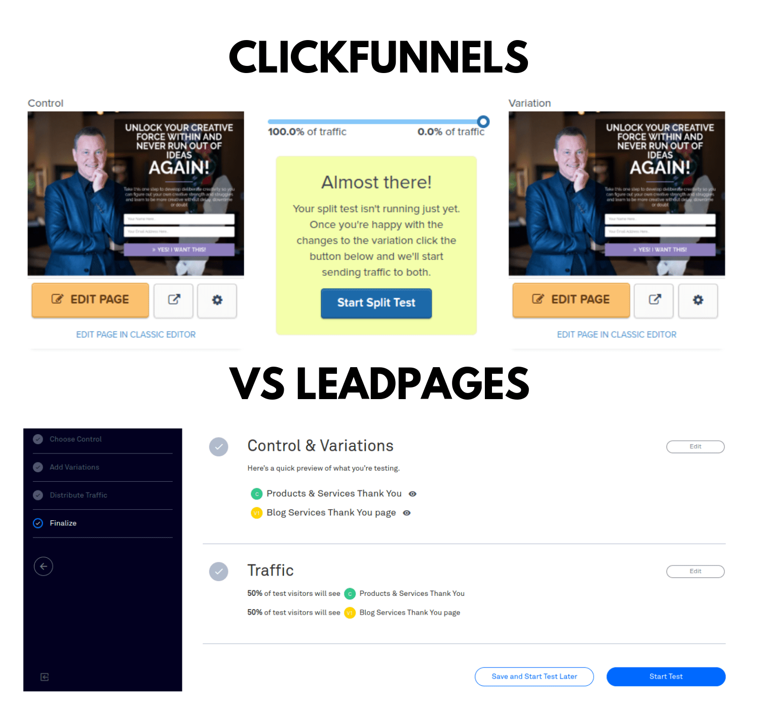 The Of Clickfunnels Vs Website